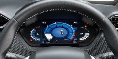 speedometer magnite